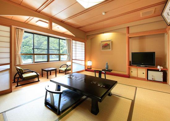 特別貴賓室 (和室+ヒノキ風呂+茶室)